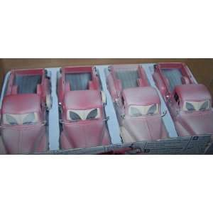 24 Scale Diecast for Sale Series 1951 Chevy Pickup Box of 4 Trucks
