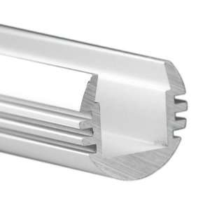 Aluminum Mounting Channel   PDS   O Profile   For LED Tape Light