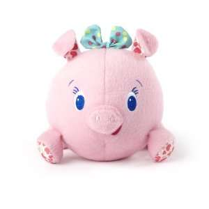 Bright Starts Pretty in Pink Pull and Play Pig Baby