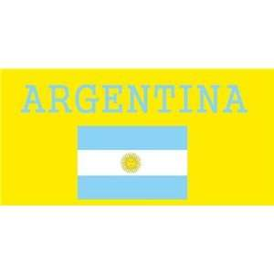 FIFA World Cup National ARGENTINA Soccer Team
