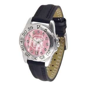 South Carolina Gamecocks  University Of Sport Leather Band