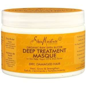 Shea Moisture Organic Raw Shea Butter Deep Treatment Hair