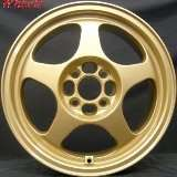 15 ROTA SLIPSTREAM RIM 4X100 CIVIC SI CRX MIATA WHEELS
