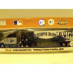 Edition 180 Scale Die cast Kenworth Tractor Trailer Toys & Games