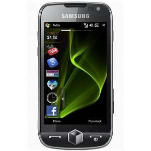 I8000 Omnia II Unlocked Phone with 8 GB Memory 5 MP Camera, Windows