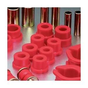 Energy Suspension 4.4116R Bushings   Suspension Bushing Kit; Rear Sub