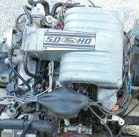 93 Ford Mustang GT 5.0L HO 302 Engine Motor Guaranteed 90 day Warranty