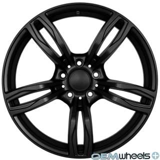 19 BLACK M5 STYLE WHEELS FITS BMW E46 E90 E92 E93 M3 GTS COUPE