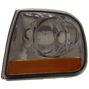 1997 2003 Ford Expedition Corner Light /w Amber (Smoke