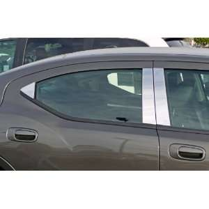 Dodge Charger 2006   2011 Chrome Stainless Steel Pillar Post Insert