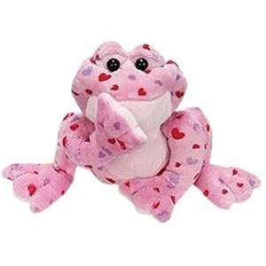 Webkinz Virtual Pet Plush   LOVE FROG (Limited Edition