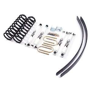 Zone Offroad 3 XJ Suspension System 84 01 Jeep Cherokee XJ Chrysler 8