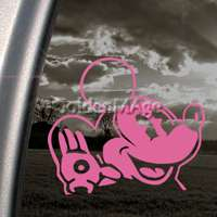 DISNEY MICKEY MOUSE Decal Car Truck Window Sticker