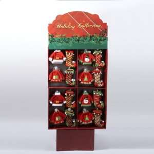 Club Pack of 160 Novelty Christmas Clothing and Stocking