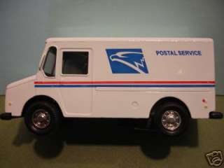 POSTAL SERVICE Die Cast TRUCK 4.5 Post Office NEW