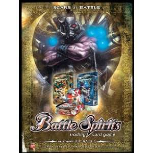 Battle Spirits Trading Card Game [TCG] Scars of Battle