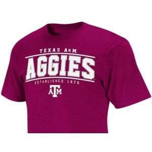 Texas A&M Aggies Colosseum NCAA Stinger T Shirt Sports