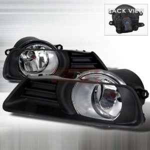 Toyota Toyota Camry Oem Style Fog Lights/ Lamps Performance Conversion