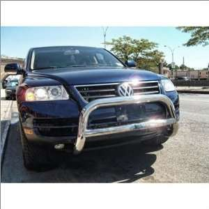 Horse Stainless Steel Bull Bar 04 10 Volkswagen Touareg Automotive