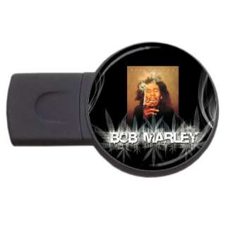 New* HOT RAGGAE BOB MARLEY USB Flash Memory Drive 2 gb