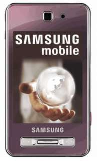 NEW SAMSUNG F480 PINK UNLOCKED TOUCH SCREEN + FREE GIFTS 8808993533305