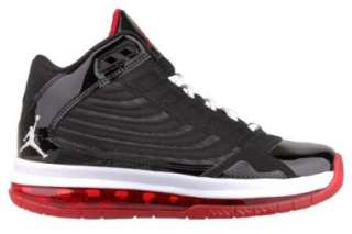 Big Ups (GS) Big Kids Black Red Max 467894 001 Basketball Shoes Shoes
