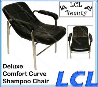 BEAUTY SALON SHAMPOO CHAIR COMFORT CURVE HAIR EQUIPMENT