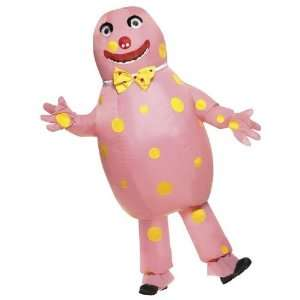 Smiffys Mr Blobby W/ Inflatable Suit Fancy Dress Costume