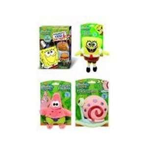 Boatload O Sponge Bob Small Dog Toys & Treats  Size 3