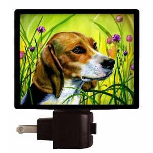 Dog Night Light   Bojangles   Beagle   LED NIGHT LIGHT