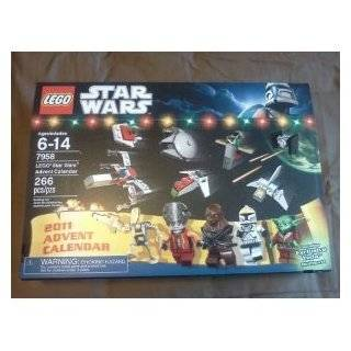 NEW 2011 LEGO STAR WARS ADVENT CALENDAR SET # 7958 by LEGO