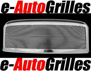 08 10 Ford Super Duty Chrome 4mm Billet Grille+SHell