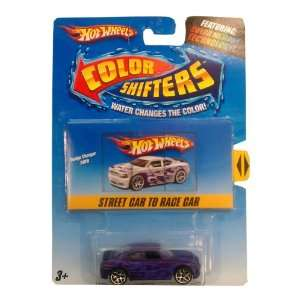 Hot Wheels Color Shifters   Dodge Charger SRT8