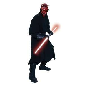 Star Wars Episodes 1 thru 3 Darth Maul Peel and Stick Giant Wall Decal