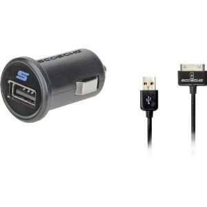 NEW powerPLUG pro Low Profile USB Car Charger for iPod/iPhone