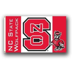 North Carolina State Wolf Pack 3x 5 Flag Sports