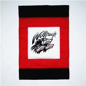 North Carolina State Wolf Pack NCAA Vertical Flag by