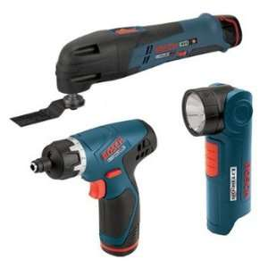 Factory Reconditioned Bosch CLPK31 120 RT 12V Max Cordless Lithium Ion