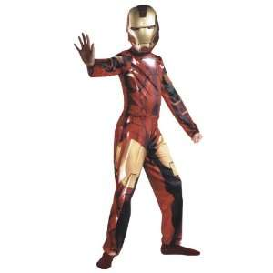 Iron Man Mark VI Child Costume Toys & Games