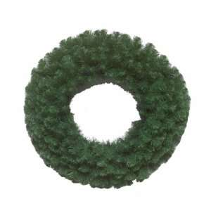 Wreath   Green   Douglas Fir   200 Tips   Unlit   Vickerman A808724