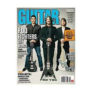 Guitar World Magazine Back Issue   May 2011 Musical