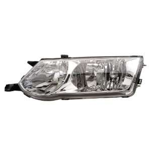 Eagle Eyes TY533 B001R Toyota Passenger Side Head Lamp