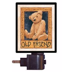 Bear Night Light   Old Friend   Teddy Bear