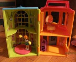 Fisher Price Sweet Streets Hotel/Dance Studio/People/Baby/Furniture