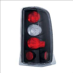 IPCW Black Tail Lights (1 Pair) 02 06 Cadillac Escalade Automotive