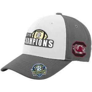 Top of the World South Carolina Gamecocks Charcoal White 2010