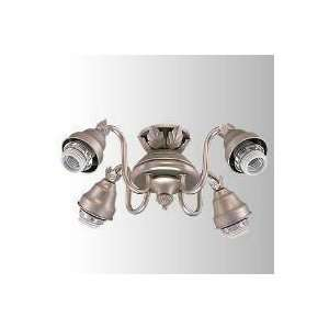 Monte Carlo MC76 Roman Bronze Ceiling Fan Fitters