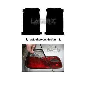 Jeep Patriot (10  ) Tail Light Vinyl Film Covers ( TINT ) by Lamin x