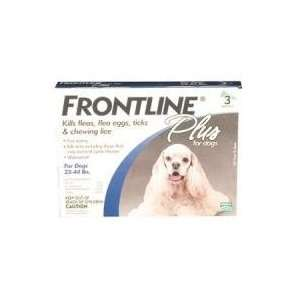 Frontline Plus Flea and Tick Treatment for Medium dogs 23