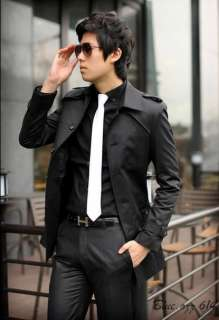 New Mens Slim Fit Sexy Stylish Coat Jackets HF1004